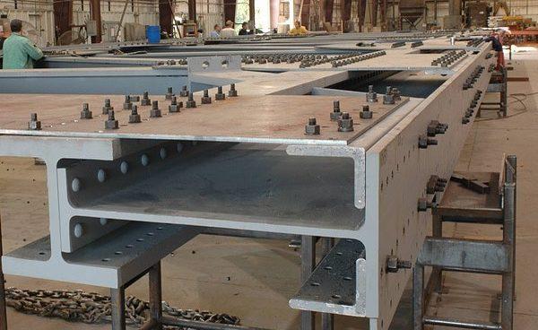Special metal structures
